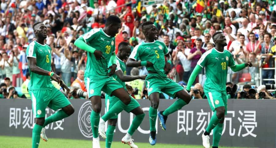 Polonia vs Senegal