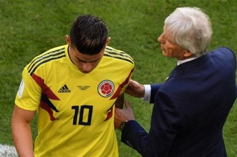 Colombia vs. Senegal