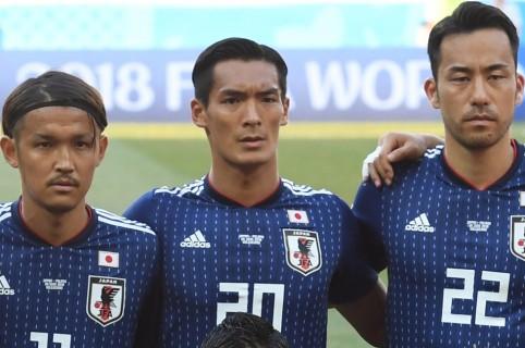 Jugadores de Japón