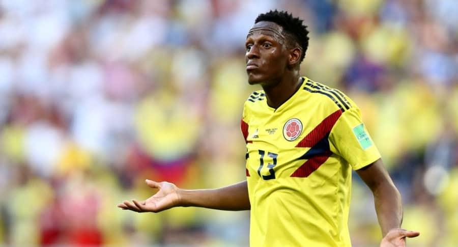 Senegal vs Colombia: