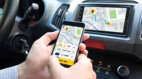Aplicación de taxis
