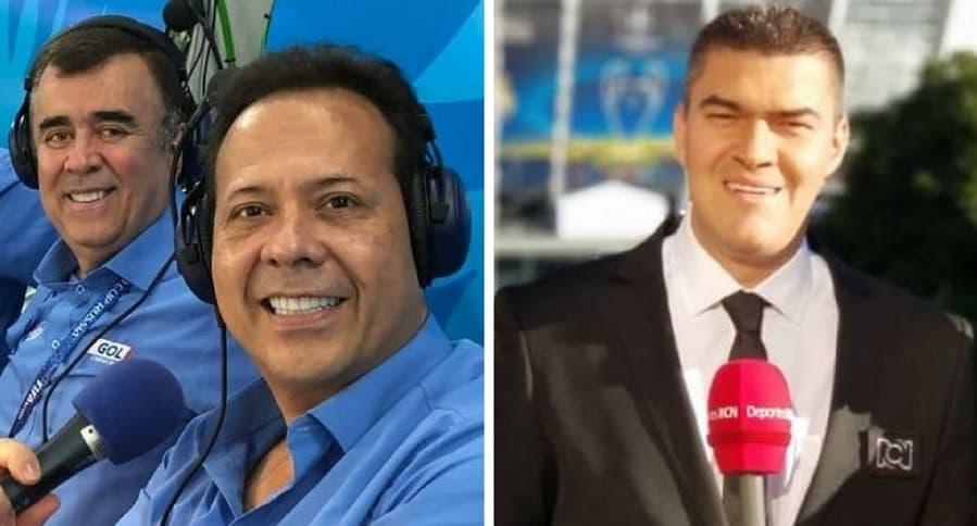 Gol Caracol y RCN