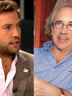 Martín Santos y Carlos Pastrana