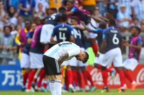 Argentina vs. Francia