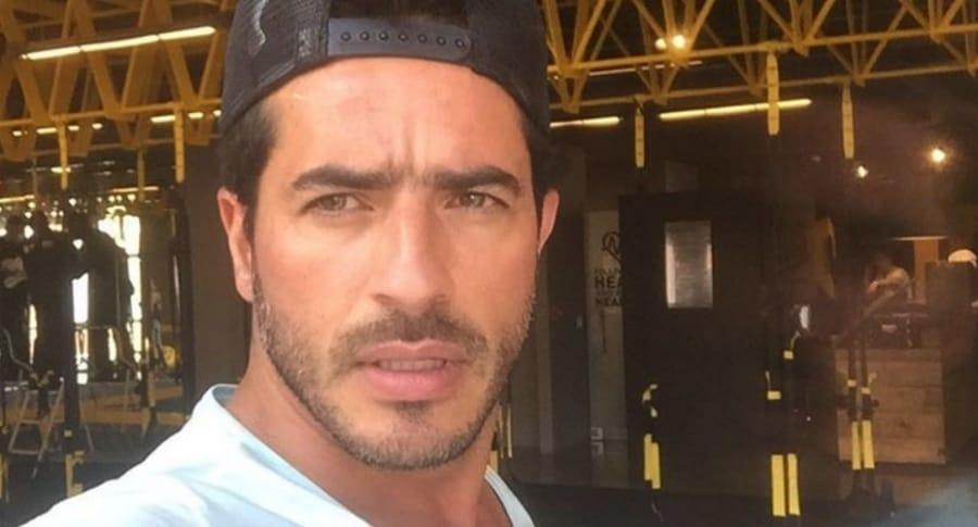 Pedro Palacio, actor colombiano.