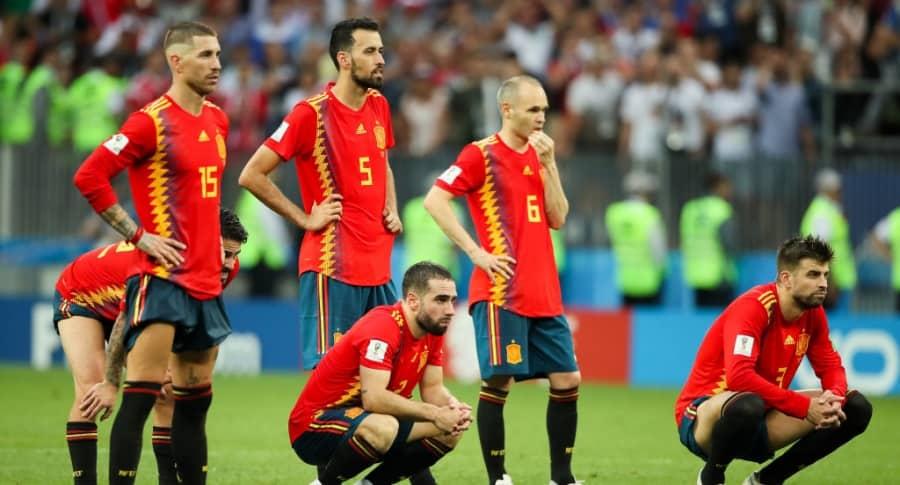 España, eliminada