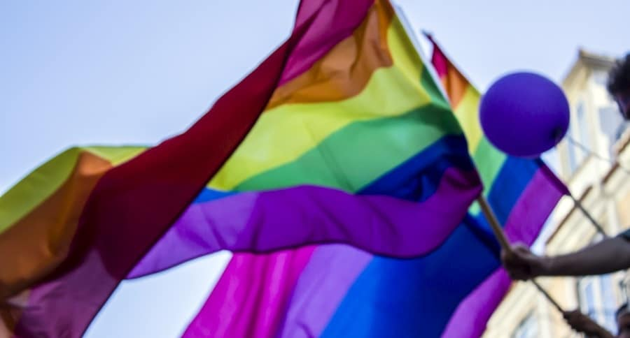LGBTI, bandera gay