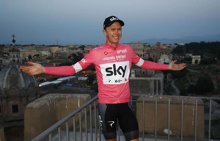 Froome AFP