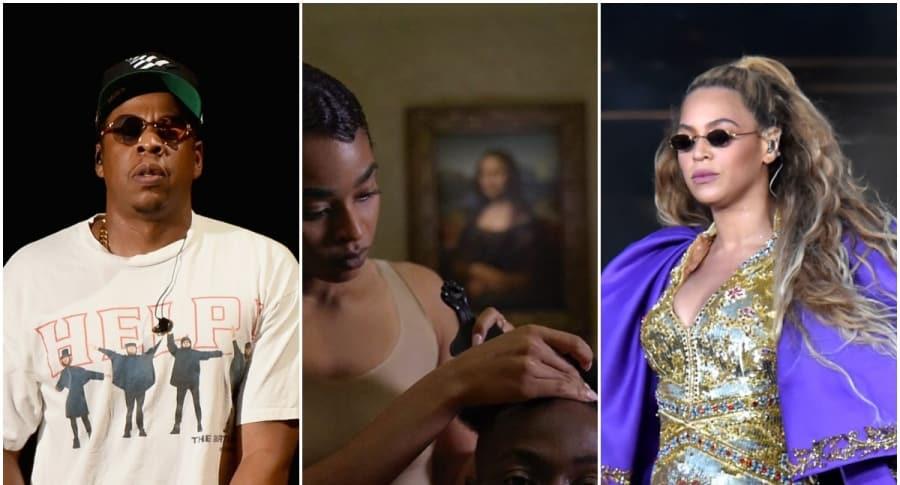 Jay Z / Beyoncé