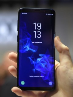 Fondo pantalla Galaxy S9