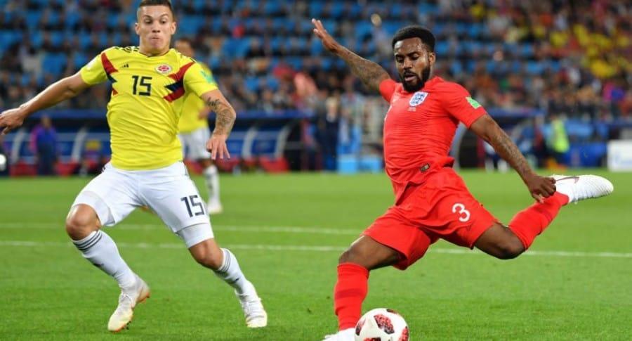 Colombia vs. Inglaterra