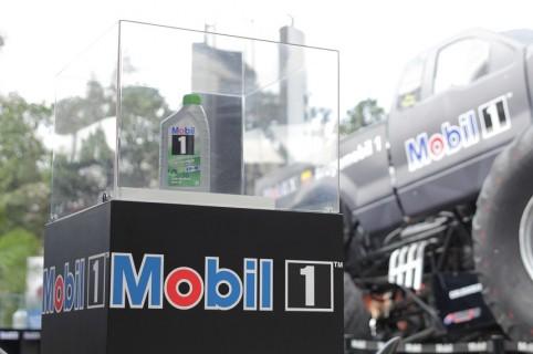 Tarro de aceite Mobil