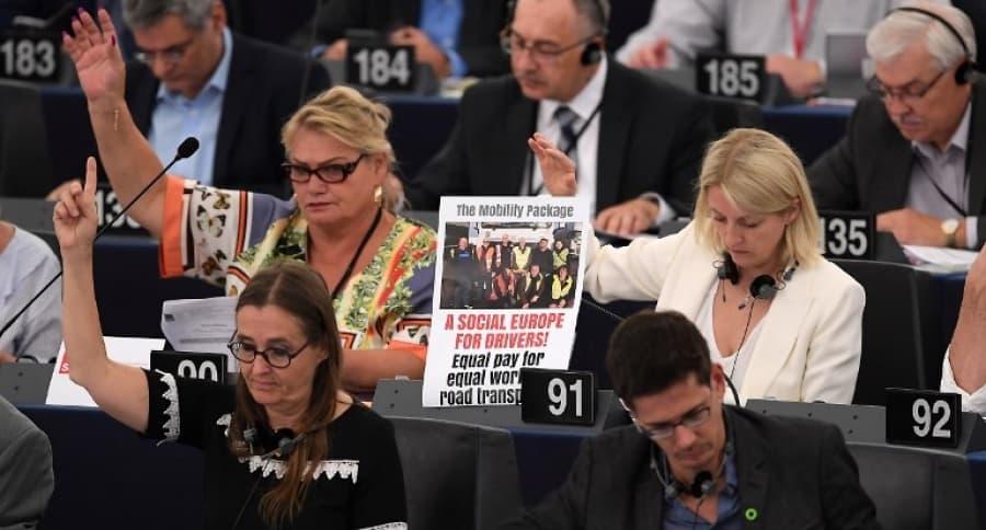 Parlamento Europeo - Estrasburgo