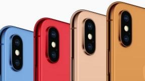 conceptos de color de nuevos iPhone - vía 9to5Mac