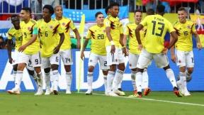 Selección Colombia en el Mundial