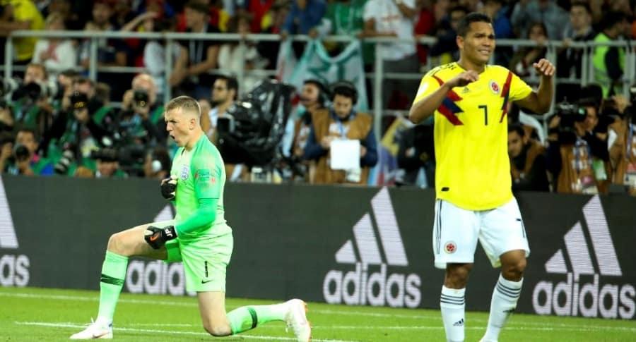Penales, Colombia vs. Inglaterra
