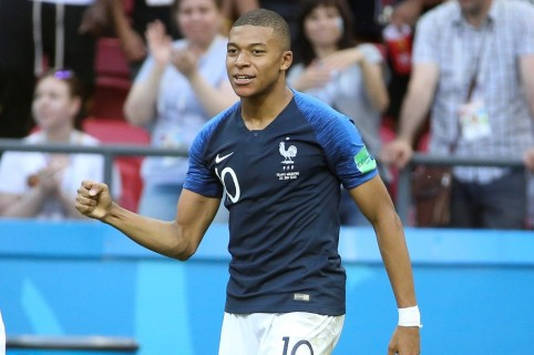 Selección Francia