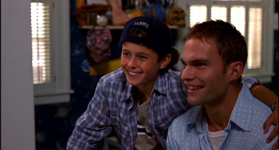 Eli Marienthal y Seann William Scott en 'American Pie'