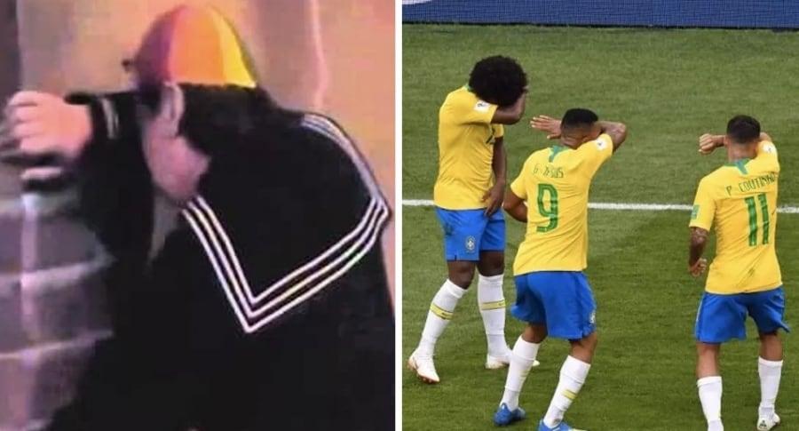Meme de Brasil
