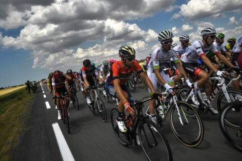 Inicio del Tour de Francia