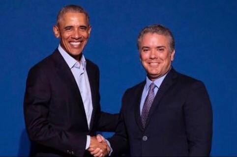 Duque y Obama