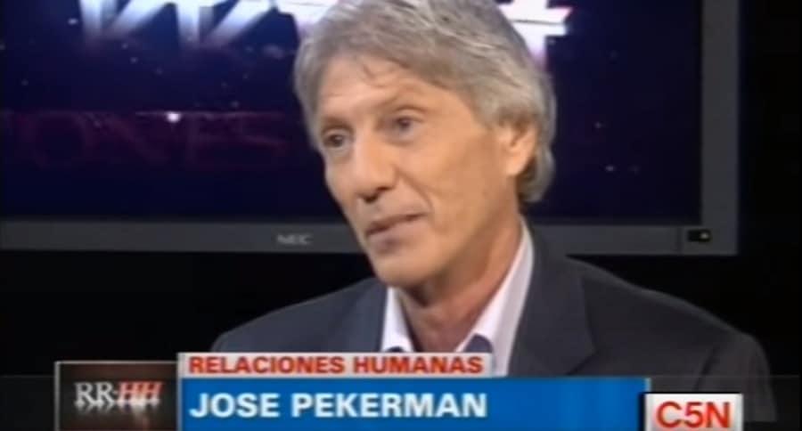 Pékerman entrevista