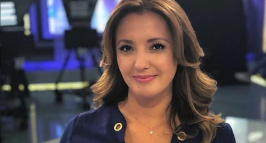 Priscila Vargas, periodista chilena.