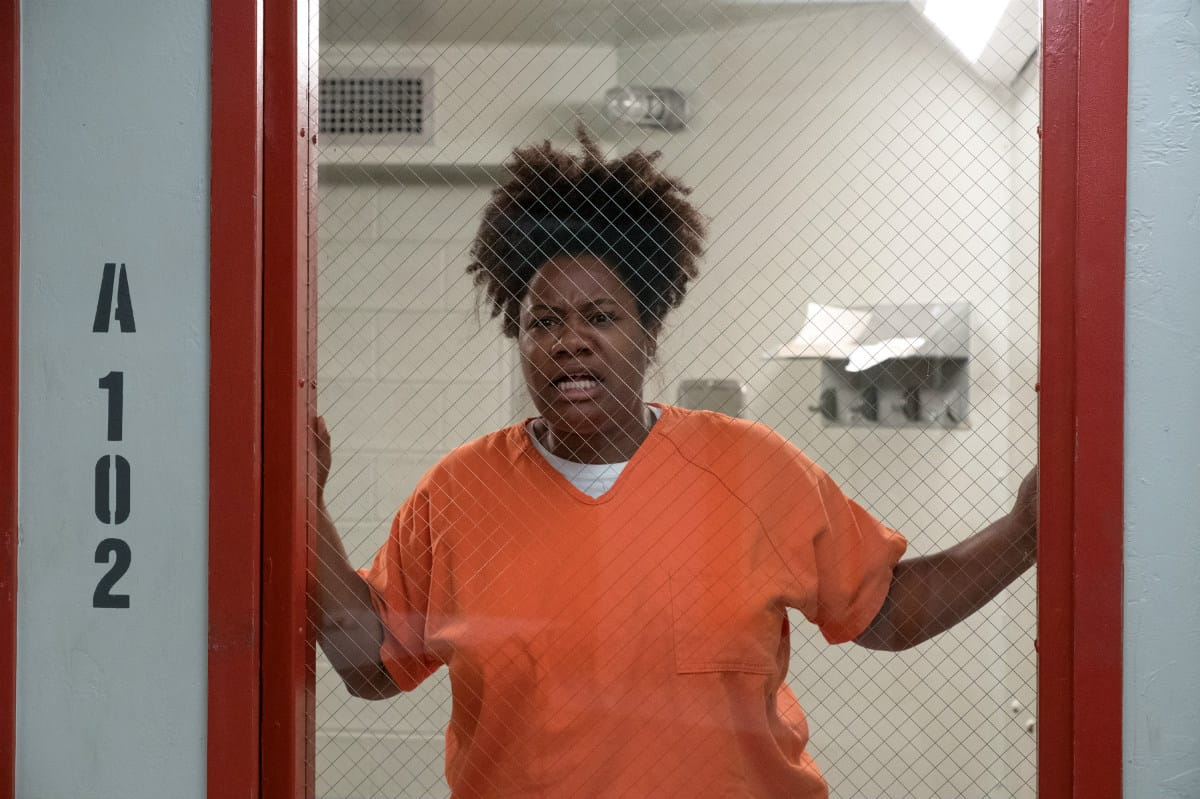 Adrienne C. Moore, Cindy en 'Orange is the New Black'