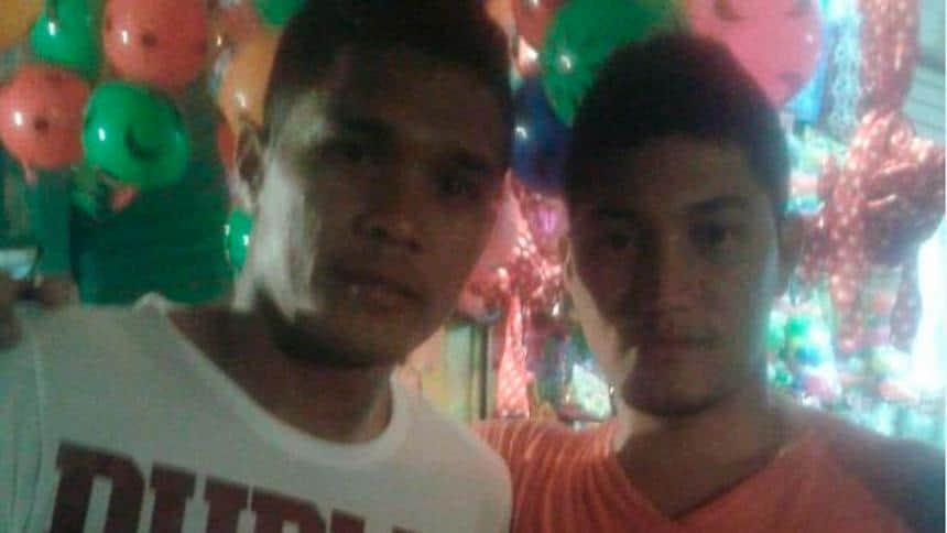 Teófilo Gutiérrez y Jeison Yoel Roncancio