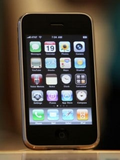 iPhone 3GS Apple