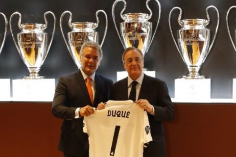 Duque Real Madrid