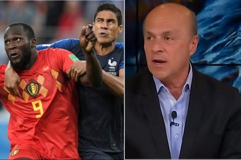 Francia vs. Bélgica y Carlos Antonio Vélez
