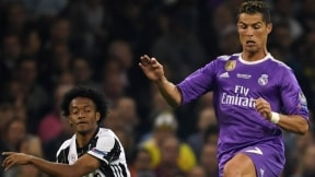 Juan Guillermo Cuadrado / Cristiano Ronaldo