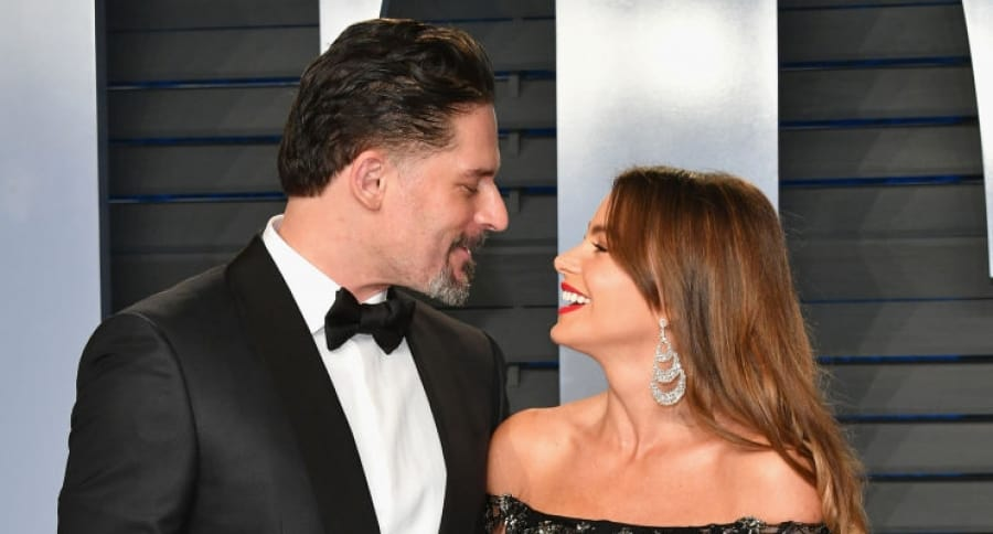 Joe Manganiello y Sofía Vergara