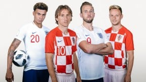 Inglaterra vs. Croacia