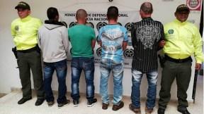 Hombres de la misma familia capturados por abusar de niña de 14 años