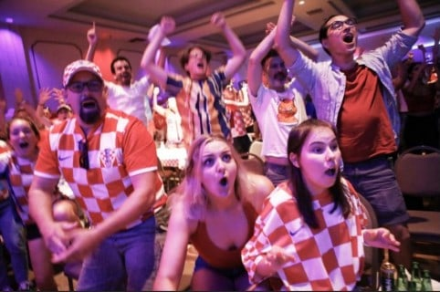 Gol de Croacia