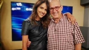 Paola Turbay y Jota Mario