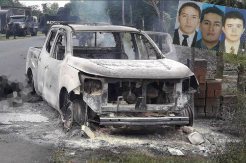 Agentes del CTI asesinados en Nariño
