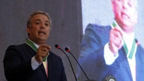 Gobernación de Antioquia condecora a Iván Duque con el Escudo del departamento en categoría Oro