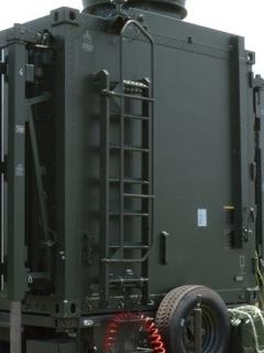 Radar táctico de alta movilidad Tader