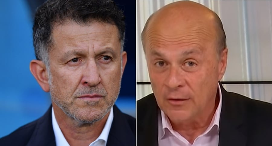 Juan Carlos Osorio y Carlos Antonio Vélez