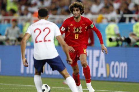 Bélgica vs. Inglaterra