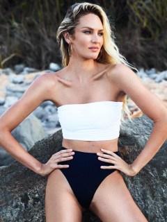 Candice Swanepoel  Ángel de Victoria Secret