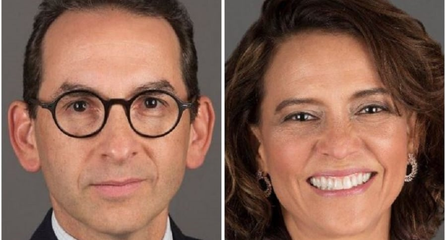 Andrés Valencia y Nancy Patricia Gutiérrez