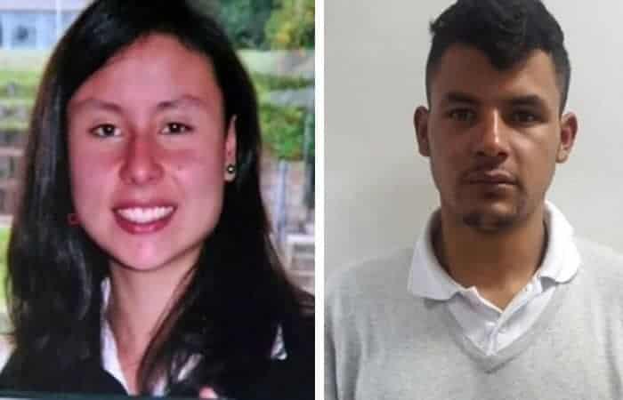 Daniela García Rincón, joven asesinada por Lenis Fernando Mendoza Bran