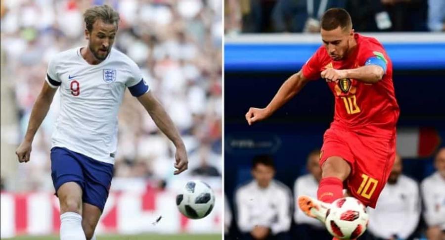 Inglaterra vs. Bélgica