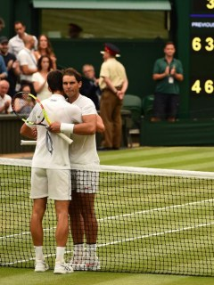 Djokovic vs. Nadal
