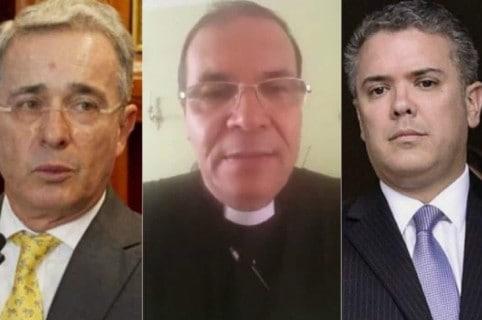 Álvaro Uribe, Ramiro Arango e Iván Duque
