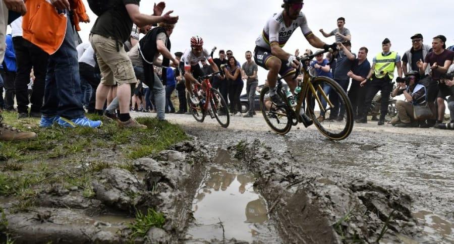 Pavé en Roubaix